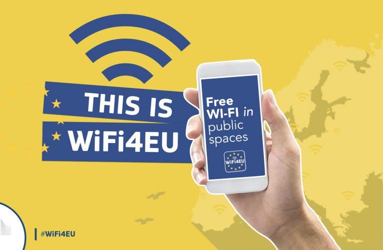WiFi4EU – 4 CALL il 3 Giugno ore 13:00